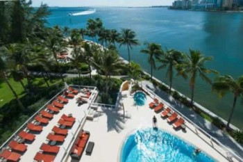 Mandarin Oriental Miami Luxury hotel near Miami Cruise Port