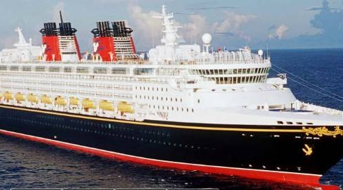 Disney Wonder Port of Miam